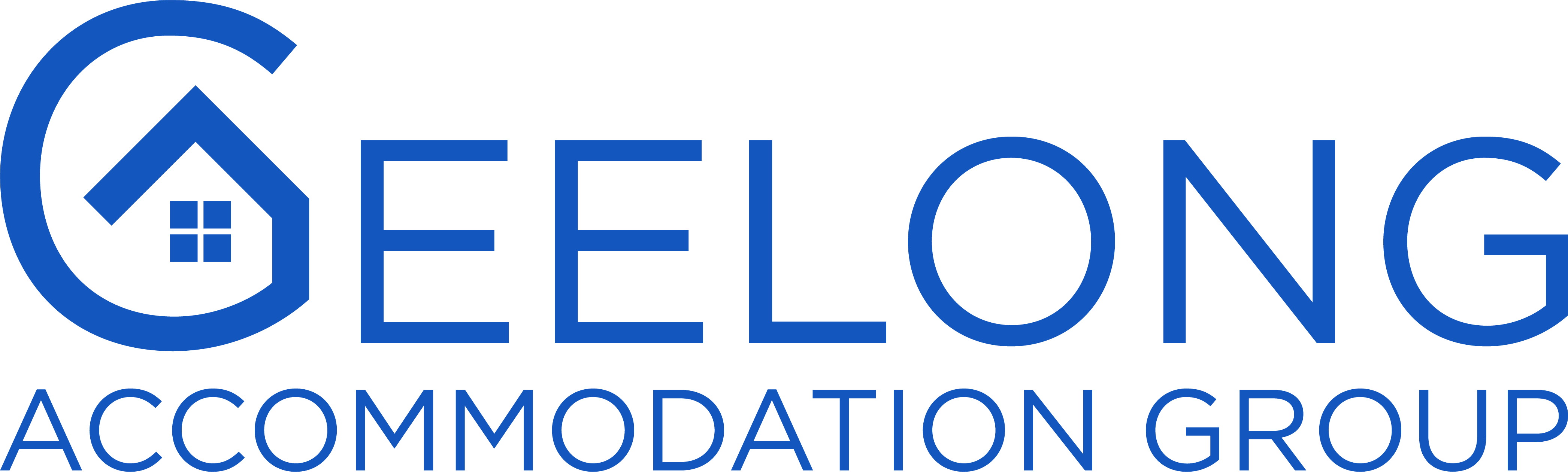Geelong Accommodation Group Alt Logo